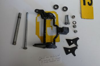 APRILIA SR50 GP1 DI-TECH    ENGINE TO HINGE BRACKET KIT #2 (CON-A)